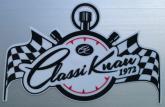 Sticker / Aufkleber Logo ClassiKnau