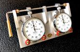 ClassiKnau Stoppuhrplatine KLICK Set mit Start/Stopp Funktion und Hanhart Timer