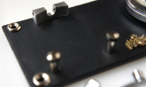 Stoppuhrplatine KLICK Leder EDITION