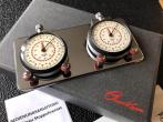 Stoppuhrplatine KLICK CHROM EDITION mit Heuer Timer